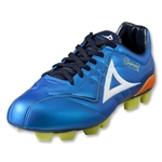 Pirma Supreme III Soccer Shoes (Blue)