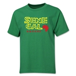 Senegal Soccer Youth T-Shirt (Green)