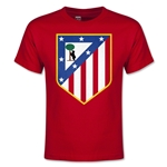 Atletico Madrid Core Youth T-Shirt (Red)