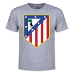 Atletico Madrid Core Youth T-Shirt (Gray)