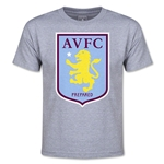 Aston Villa Youth T-Shirt (Gray)