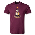 Bradford City Youth Crest T-Shirt (Maroon)