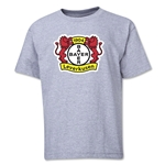 Bayer Leverkusen Youth T-Shirt (Gray)