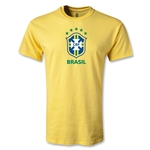 Brazil Youth T-Shirt (White)