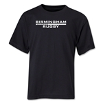Birmingham Rugby Youth T-Shirt (Black)