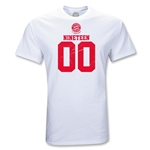 Bayern Munich 1900 Youth T-Shirt (White)