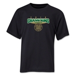 Celtic 2014 Youth Champions T-Shirt (Black)