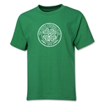 Celtic Distressed Youth T-Shirt (Green)