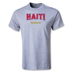 CONCACAF Gold Cup 2013 Youth Haiti T-Shirt (Gray)