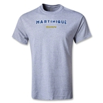 CONCACAF Gold Cup 2013 Youth Martinique T-Shirt (Gray)