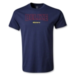 CONCACAF Gold Cup 2013 Youth Belize T-Shirt (Navy)