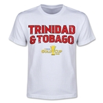 CONCACAF Gold Cup 2015 Trinidad & Tobago Youth Big Logo T-Shirt (White)
