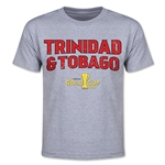 CONCACAF Gold Cup 2015 Trinidad & Tobago Youth Big Logo T-Shirt (Grey)