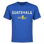 CONCACAF Gold Cup 2015 Guatemala Youth Big Logo T-Shirt (Royal)