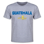 CONCACAF Gold Cup 2015 Guatemala Youth Big Logo T-Shirt (Grey)
