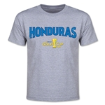 CONCACAF Gold Cup 2015 Honduras Youth Big Logo T-Shirt (Grey)