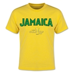 CONCACAF Gold Cup 2015 Jamaica Youth Big Logo T-Shirt (Yellow)