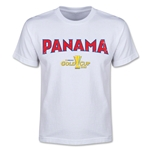 CONCACAF Gold Cup 2015 Panama Youth Big Logo T-Shirt (White)