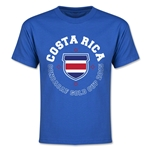 CONCACAF Gold Cup 2015 Costa Rica Youth T-Shirt (Royal)