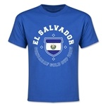 CONCACAF Gold Cup 2015 El Salvador Youth T-Shirt (Royal)