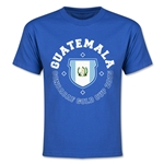 CONCACAF Gold Cup 2015 Guatemala Youth T-Shirt (Royal)