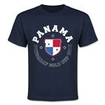 CONCACAF Gold Cup 2015 Panama Youth T-Shirt (Navy)