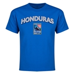 Honduras CONCACAF 2015 Men's Olympic Qualifying Youth T-Shirt (Royal)