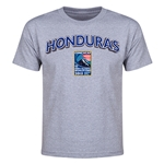 Honduras CONCACAF 2015 Men's Olympic Qualifying Youth T-Shirt (Gray)