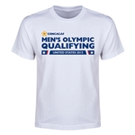 CONCACAF 2015 Men's Olympic Qualifying Youth T-Shirt (White)