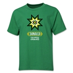 Jamaica Copa America 2015 Banderas Youth T-Shirt (Green)