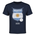 Argentina Copa America 2015 Badge Youth T-Shirt (Navy)