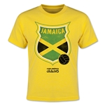 Jamaica Copa America 2015 Badge Youth T-Shirt (Yellow)