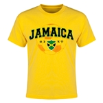 Jamaica Copa America 2015 Youth T-Shirt (Yellow)