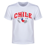 Chile Copa America 2015 Youth T-Shirt (White)
