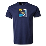 FIFA Beach World Cup 2013 Youth Emblem T-Shirt (Navy)
