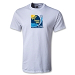 FIFA Beach World Cup 2013 Youth Emblem T-Shirt (White)