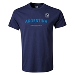 FIFA Beach World Cup 2013 Argentina Youth T-Shirt (Navy)