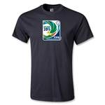 FIFA Confederations Cup 2013 Youth Emblem T-Shirt (Black)