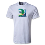 FIFA Confederations Cup 2013 Youth Emblem T-Shirt (White)