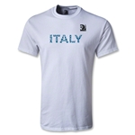 FIFA Confederations Cup 2013 Youth Italy T-Shirt (White)