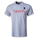 FIFA Confederations Cup 2013 Youth Tahiti T-Shirt (Gray)