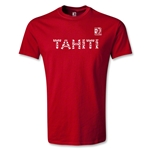 FIFA Confederations Cup 2013 Youth Tahiti T-Shirt (Red)