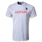 FIFA Confederations Cup 2013 Youth Japan T-Shirt (White)