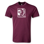 FIFA Confederations Cup 2013 Youth Emblem T-Shirt (Maroon)