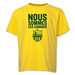 FC Nantes We Are Youth T-Shirt (Yellow)