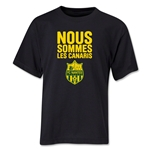 FC Nantes We Are Youth T-Shirt (Black)