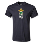 1970 FIFA World Cup Juanito Mascot Youth T-Shirt (Black)