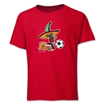 1986 FIFA World Cup Pique Mascot Youth T-Shirt (Red)