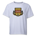 Ft. Lauderdale Strikers Youth T-Shirt (White)