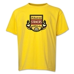 Ft. Lauderdale Strikers Youth T-Shirt (Yellow)